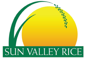The Sun Valley Rice Milling Company Logo