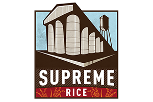 Supreme Rice Mill Logo