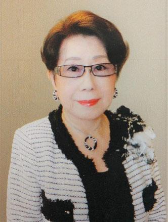 Toshiko Satake, headshot