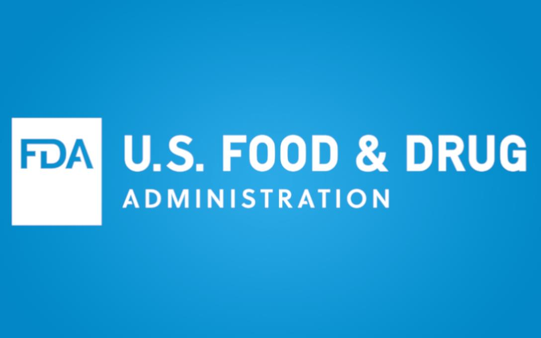 U.S. Food & Drug Administration logo