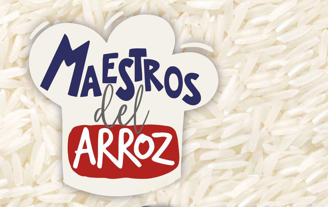 Maestros del Arroz logo (chef