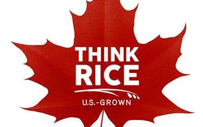 USA Rice Canada logo