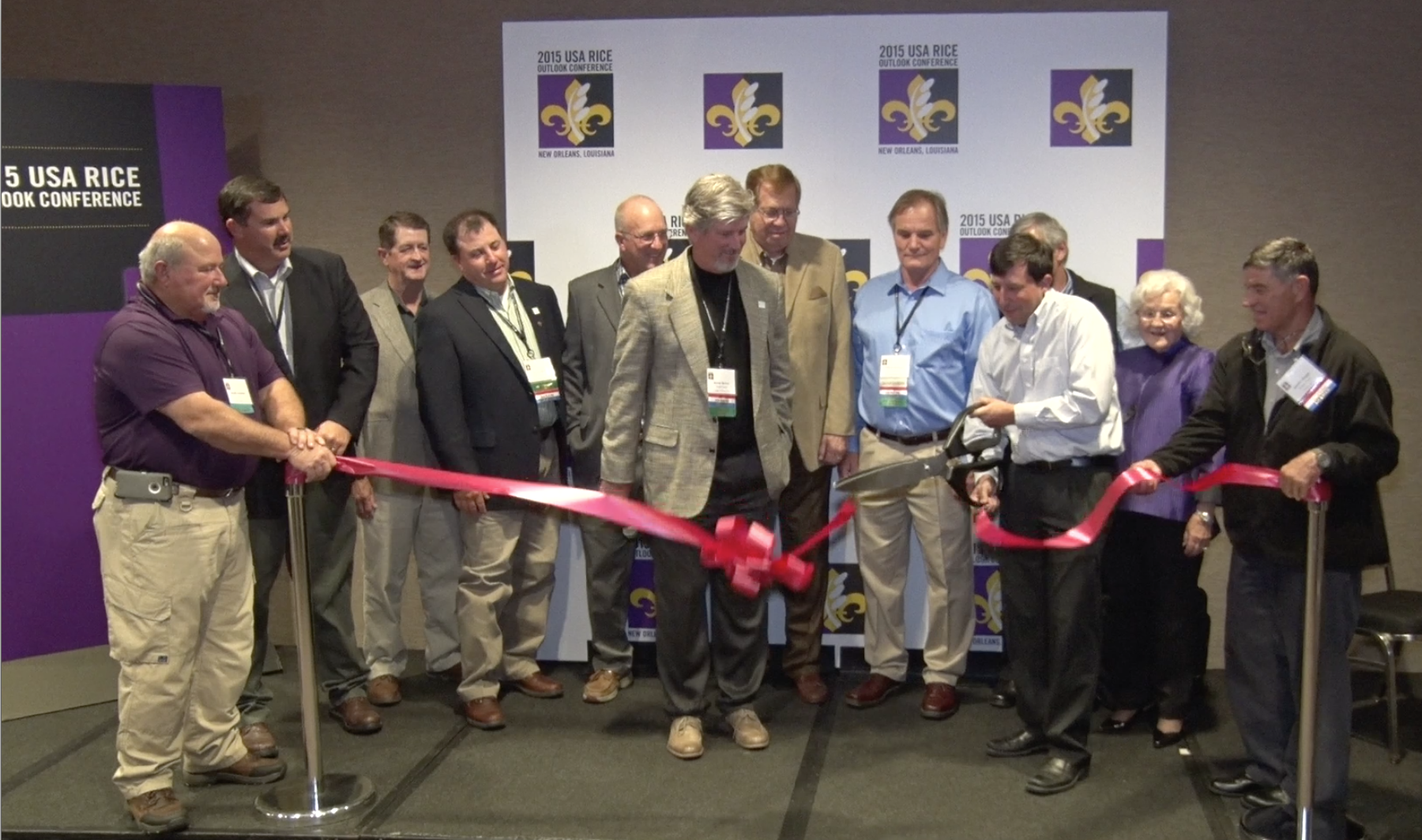 2015-usa-rice-outlook-conference-ribbon-cutting