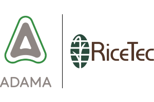 RiceTec and ADAMA Logos