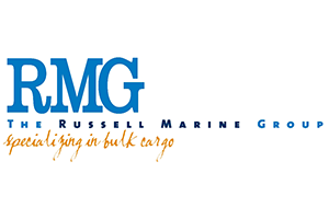 The Russell Marine Group Logo
