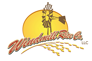 Windmill Rice Company Logo