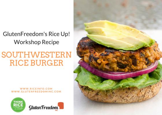 Gluten Free workshop invite