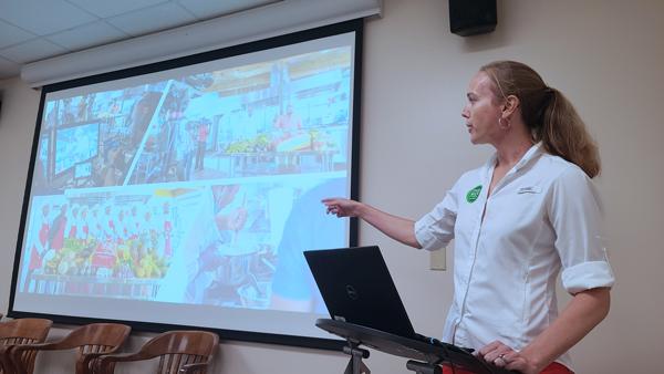 Sarah-presenting-LARPB-June-2021