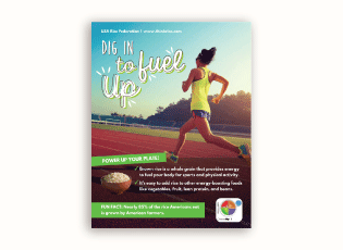Thumbnail image of Dig in to Fuel Up poster