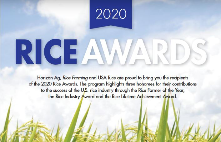2020 Rice Awards title