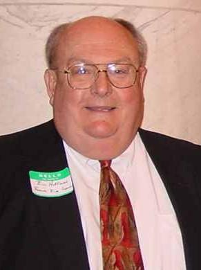 Bill Huffman, headshot