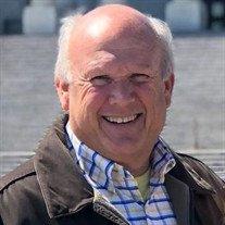 Mike Harper, bald, grinning older white man