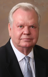Rex Morgan, formal head shot, first chair of USA Rice Federation