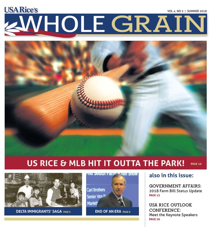 Going, going, grain