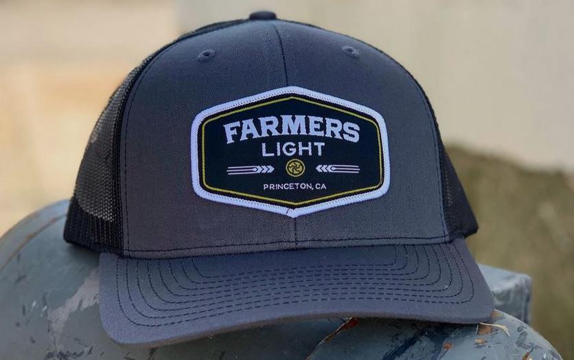 Farmers Brewing Light hat