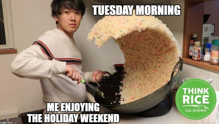 9.3 Tuesday Morning NRM meme