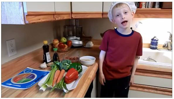 MyPlate Video Entry
