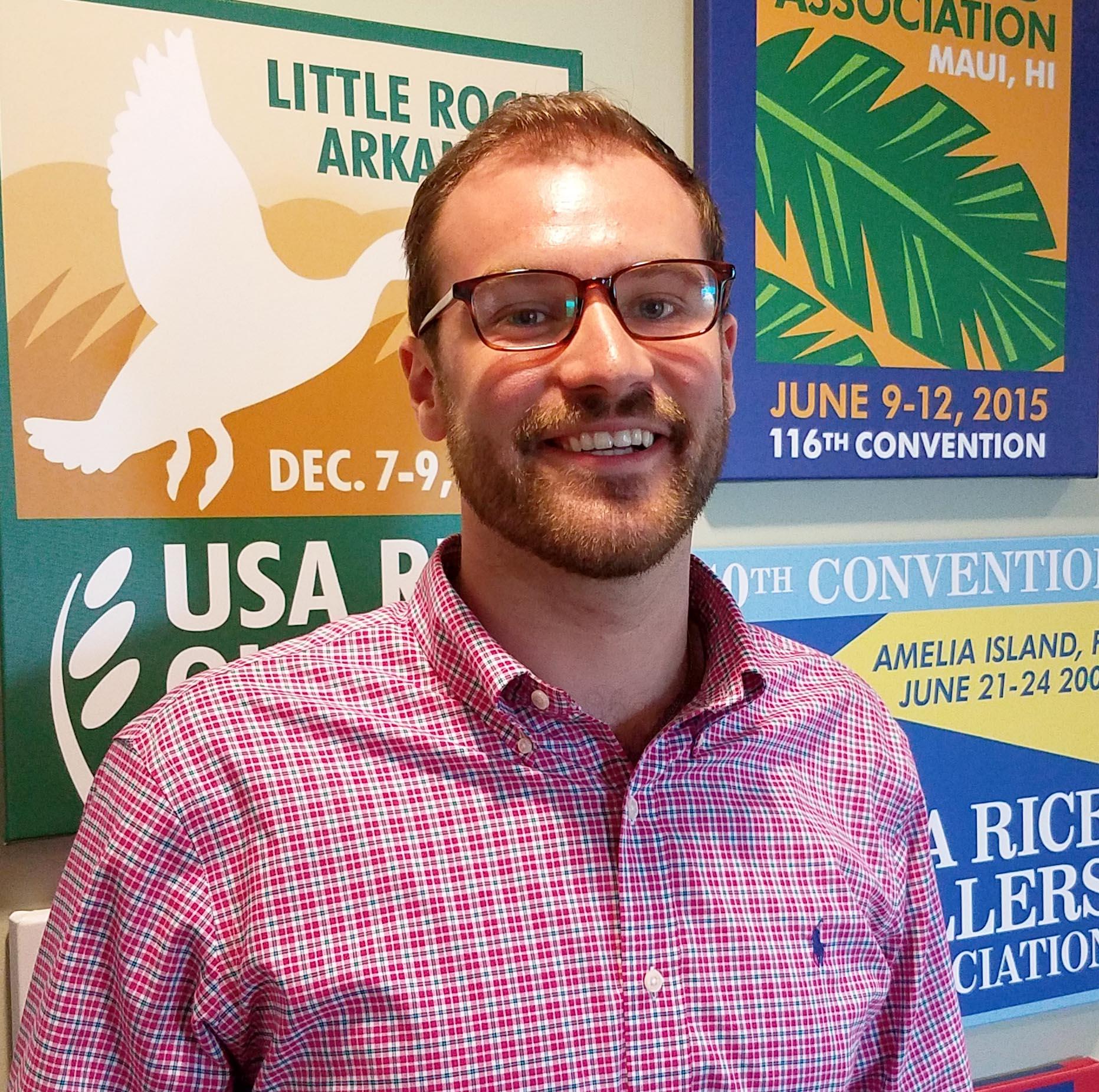 DP-USA Rice Welcomes Cameron Jacobs-170619
