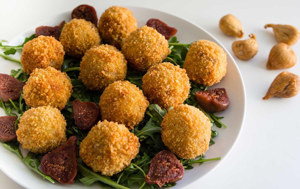 Fig-Prosciutto-CA-Short-Grain-Rice-Arancini