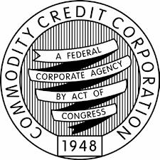 Commodity Credit Corporation logo