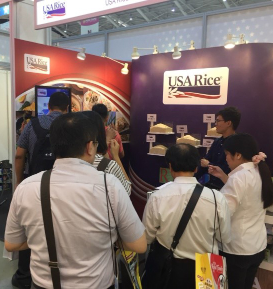 True crowd sourcing at the Taipei Food Show