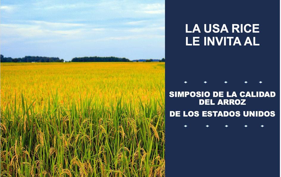 Latin-America-Webinar-Title-Slide, photo of golden rice field with dark blue text box