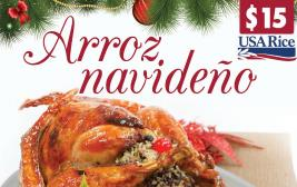Mexico Holiday Cookbook cover, turkey with rice stuffing spilling out