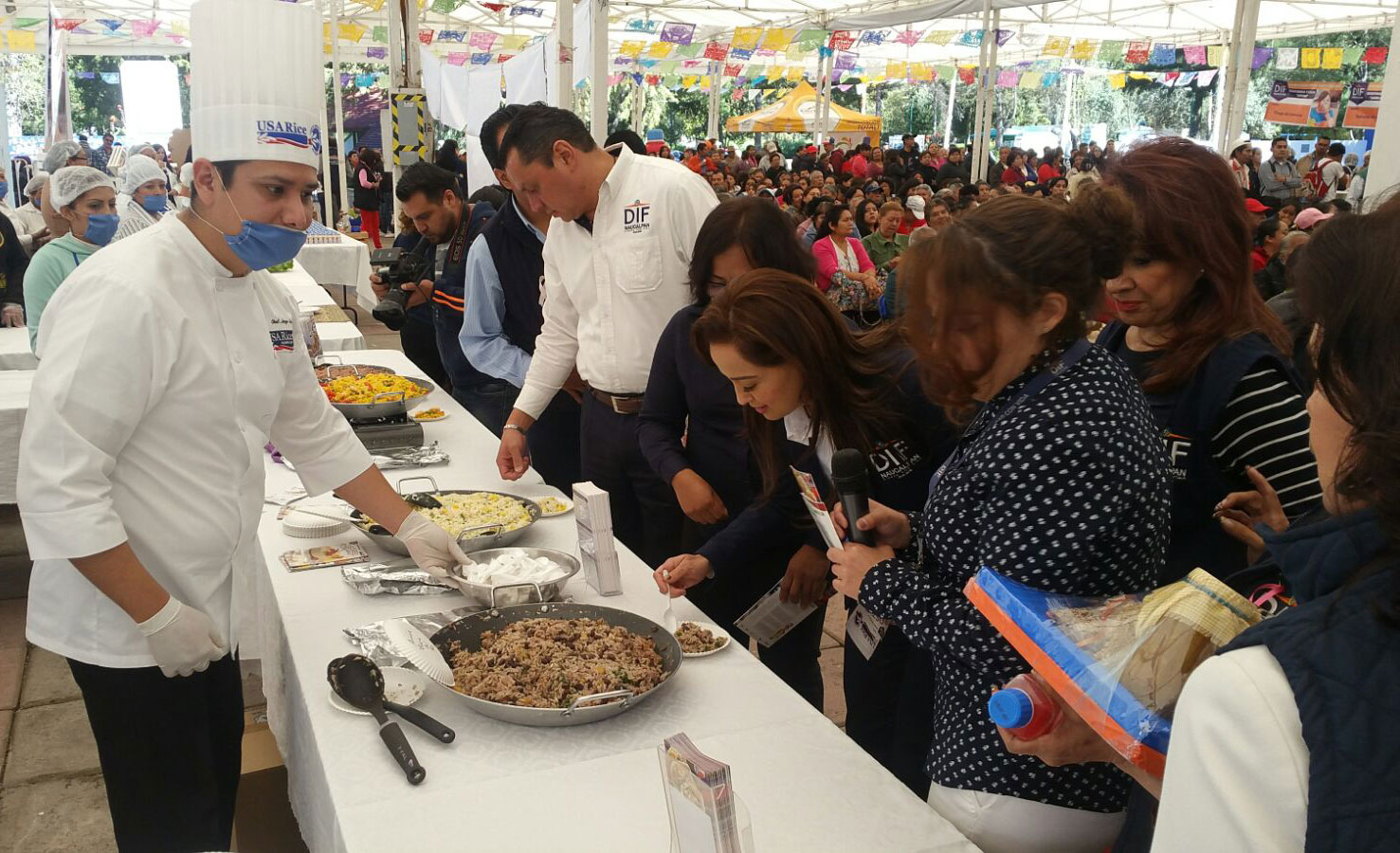 World Food Day in Mexico