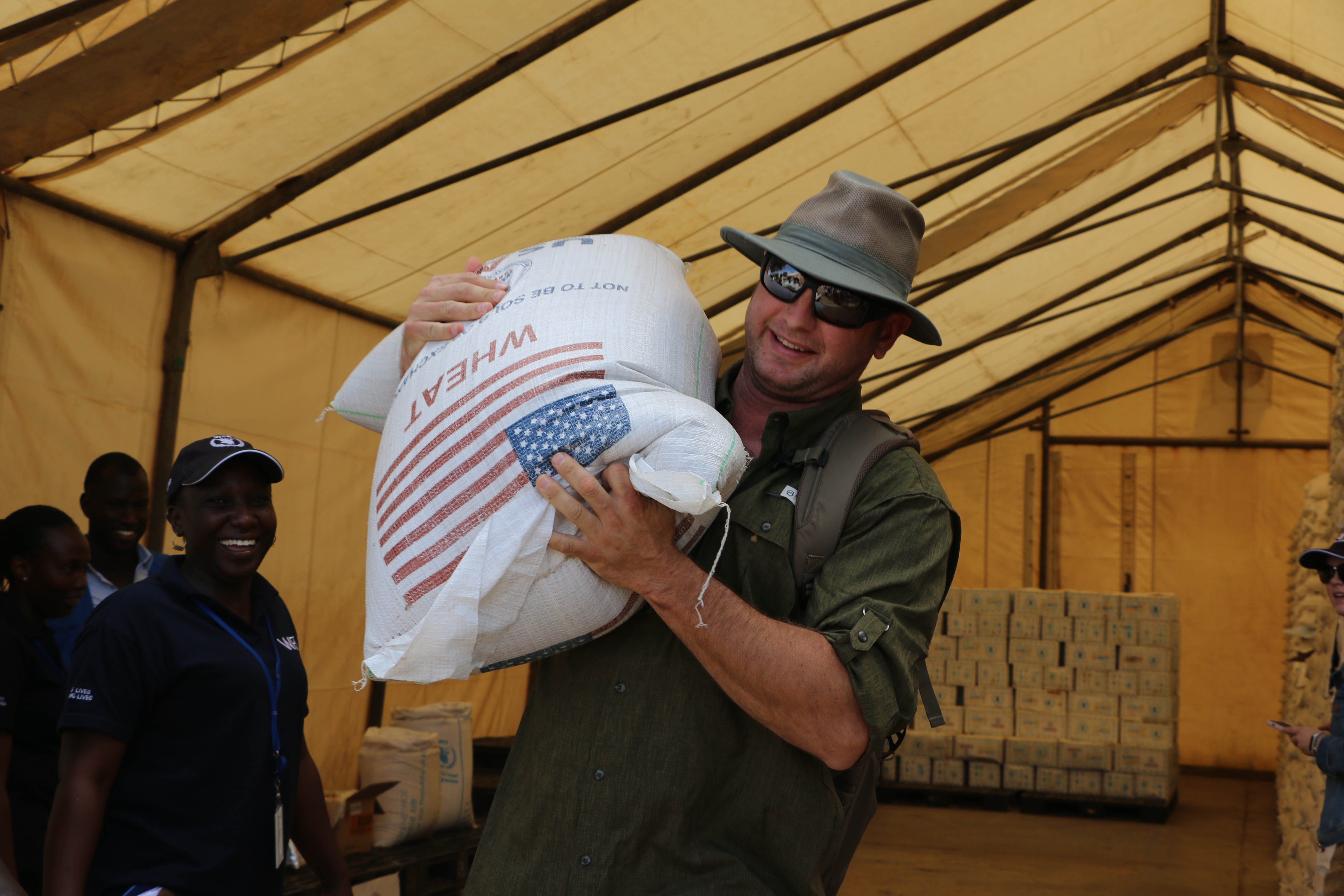ITP-USA Rice Farmers Visit Food Aid with Recipients in Africa3-191126