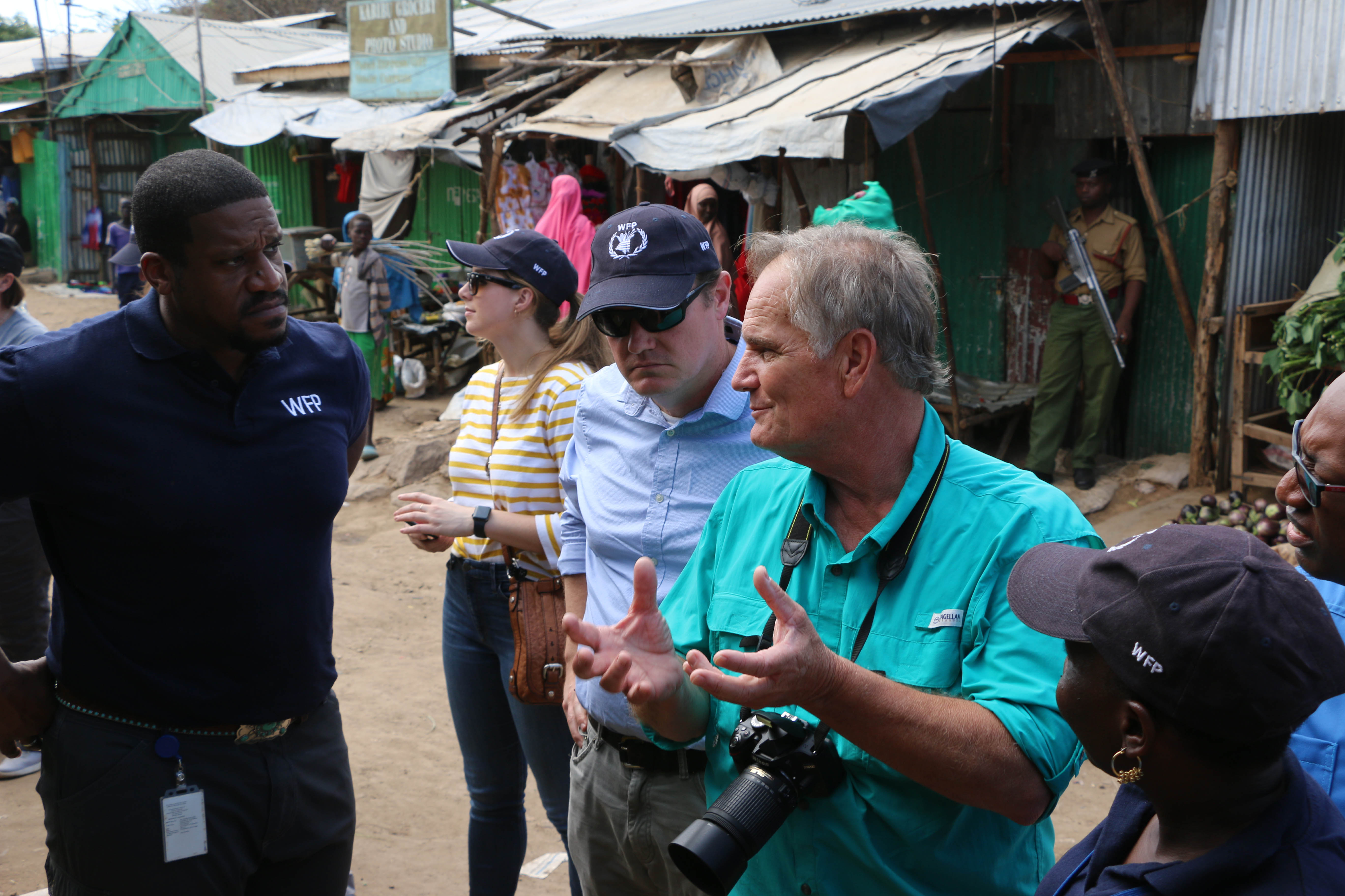 ITP-USA Rice Farmers Visit Food Aid with Recipients in Africa7-191126