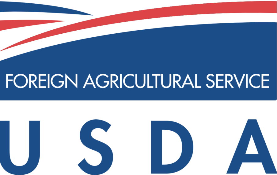 USDA Foreign Agricultural Service logo
