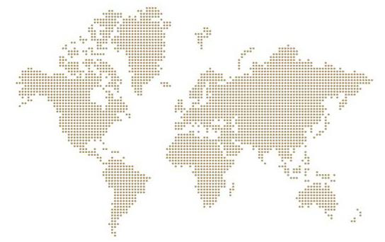 Cover of Foreign Trade Barriers Report showing world map in black & white outline