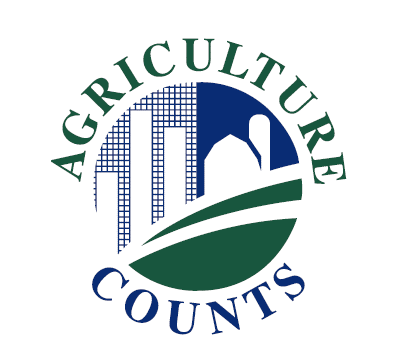 NASS logo - Agriculture Counts