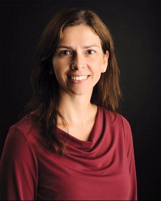 MS-Michele Reba, headshot, young white woman with long, brown hair, wearing maroon shirt