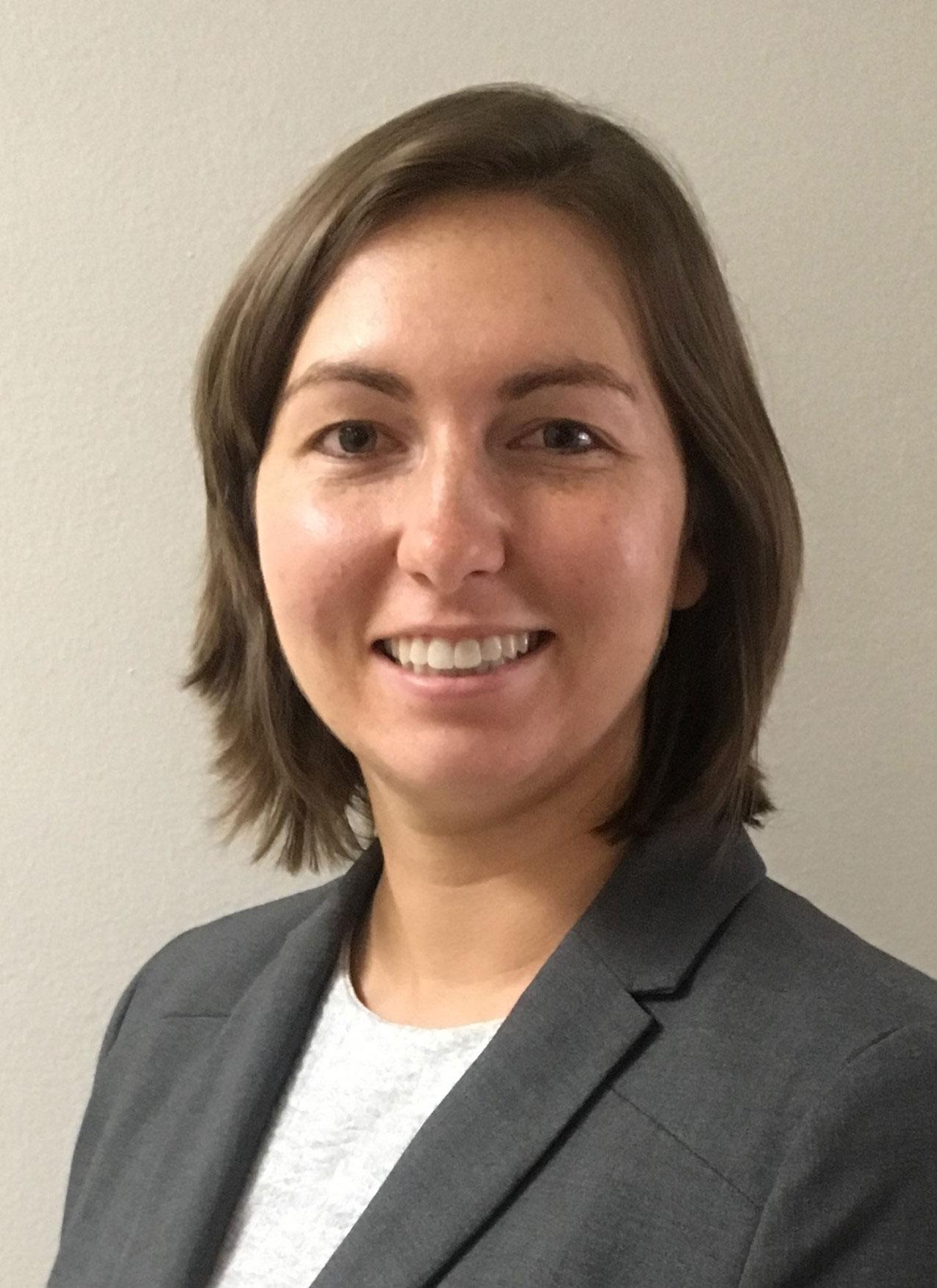 Headshot of USA Rice Sustainability Manager Emily Woodall