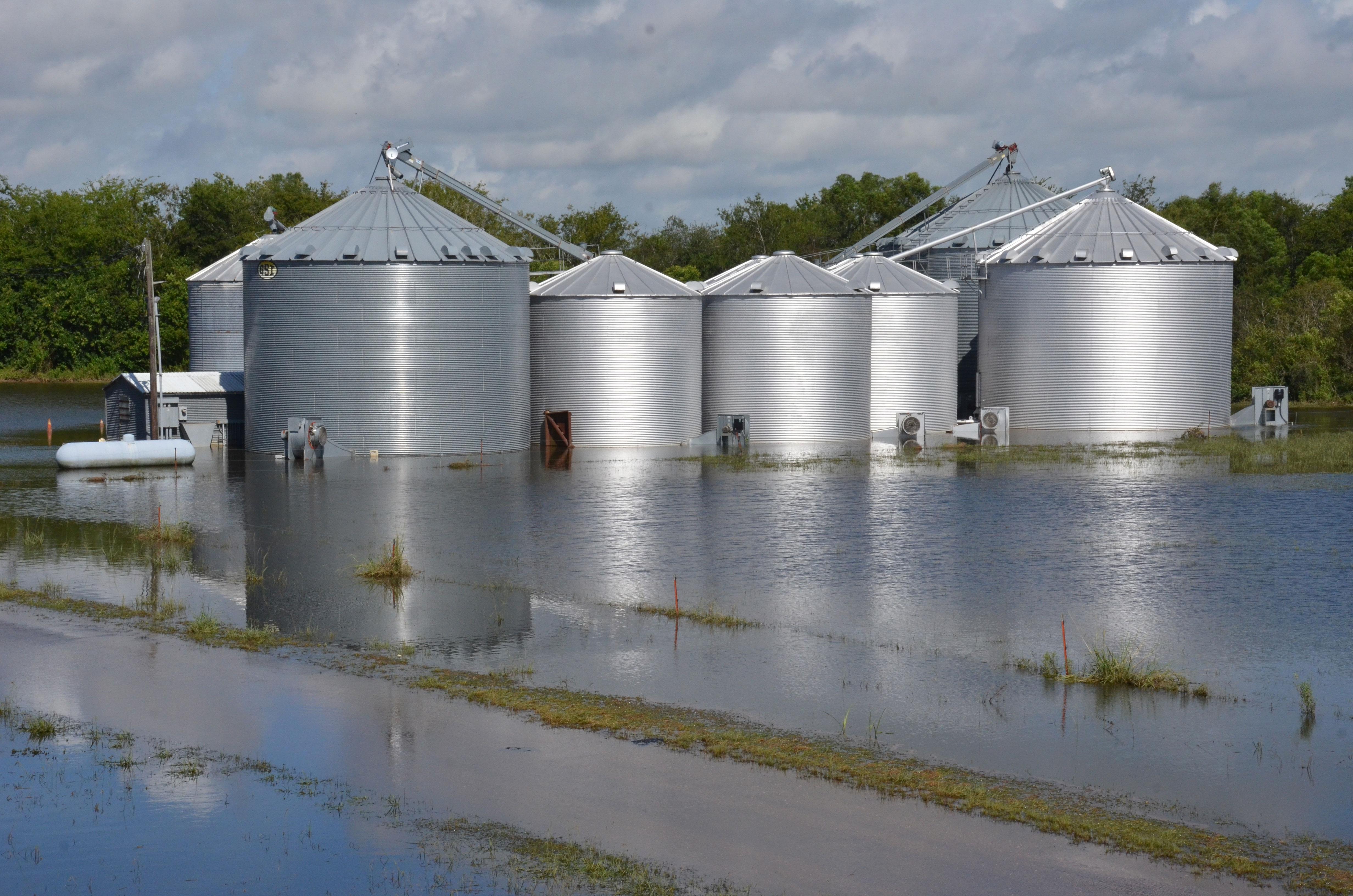 Flooded-Farm-Bins-LSU-AgCenter