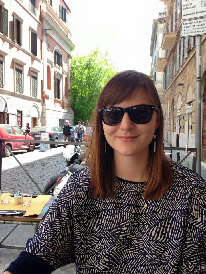 Photo of new USA Rice Receptionist Lesley-Dixon
