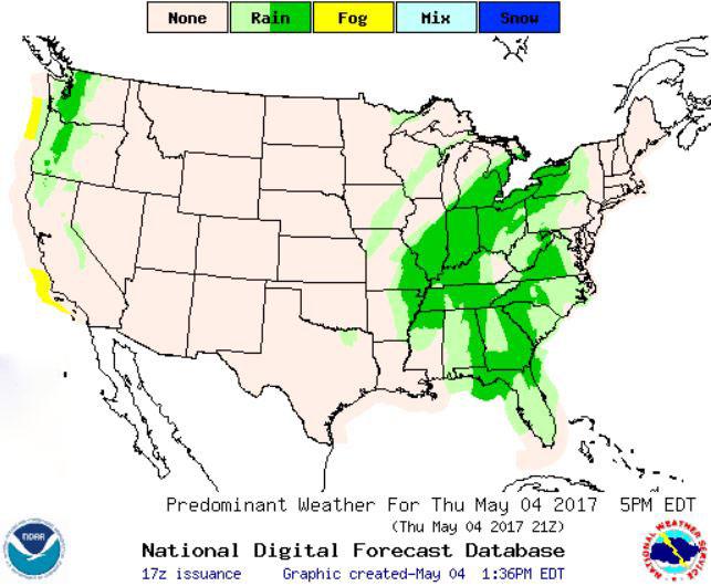 Missouri Weather Update | USA Rice Federation