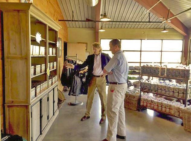 GA- USA Rice Continues CA Rice Industry Visit Edited