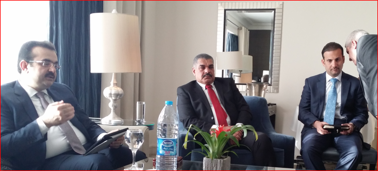 IP-Meeting with Iraqi Trade Minister-150727