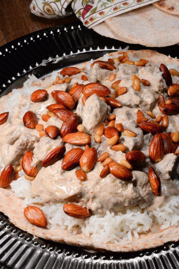 Mansaf,-National-Dish-of-Jordan