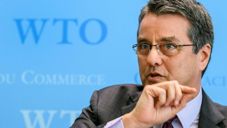 WTO Director-General Roberto Azevedo, headshot