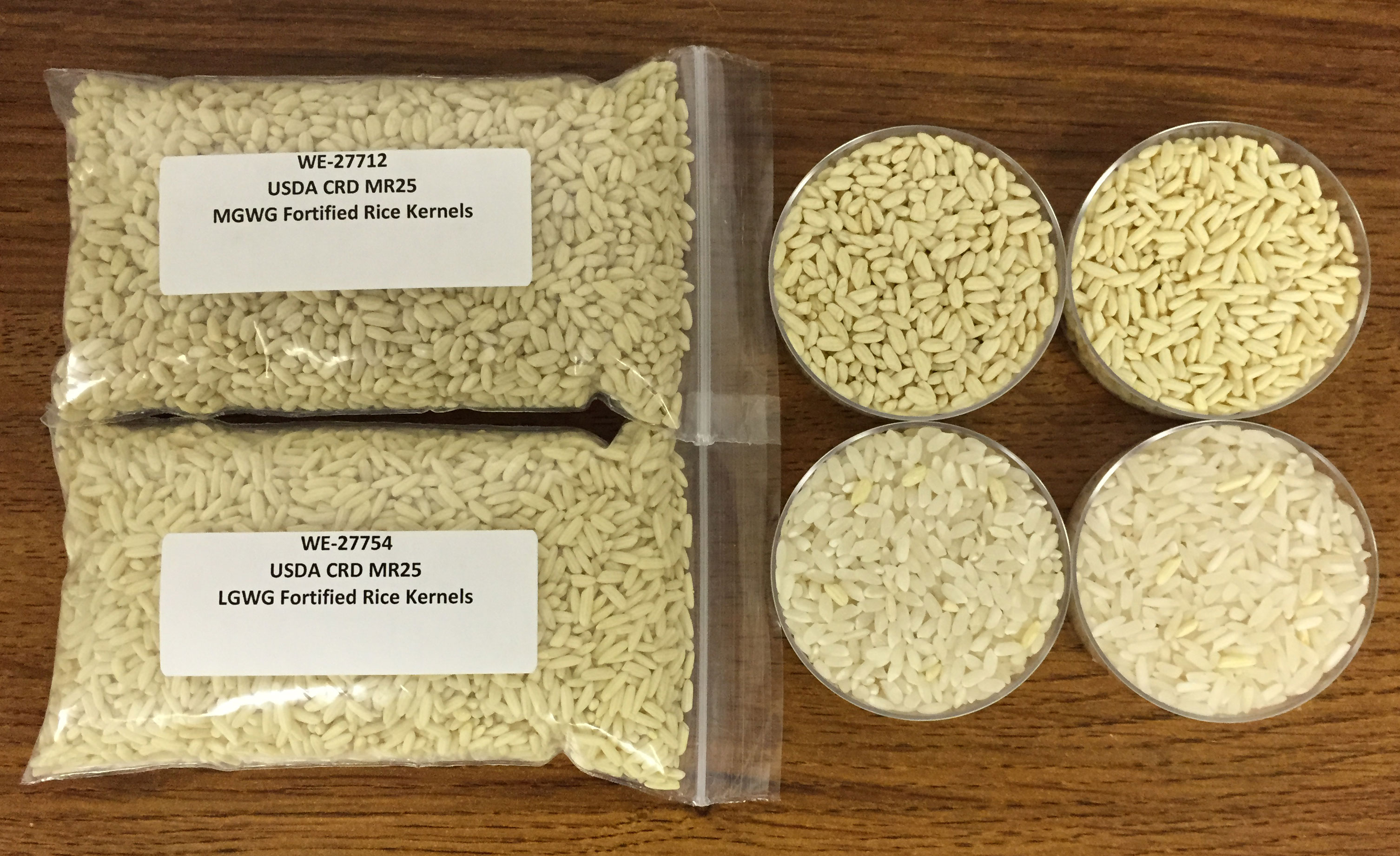 Fortified-Rice-Kernels