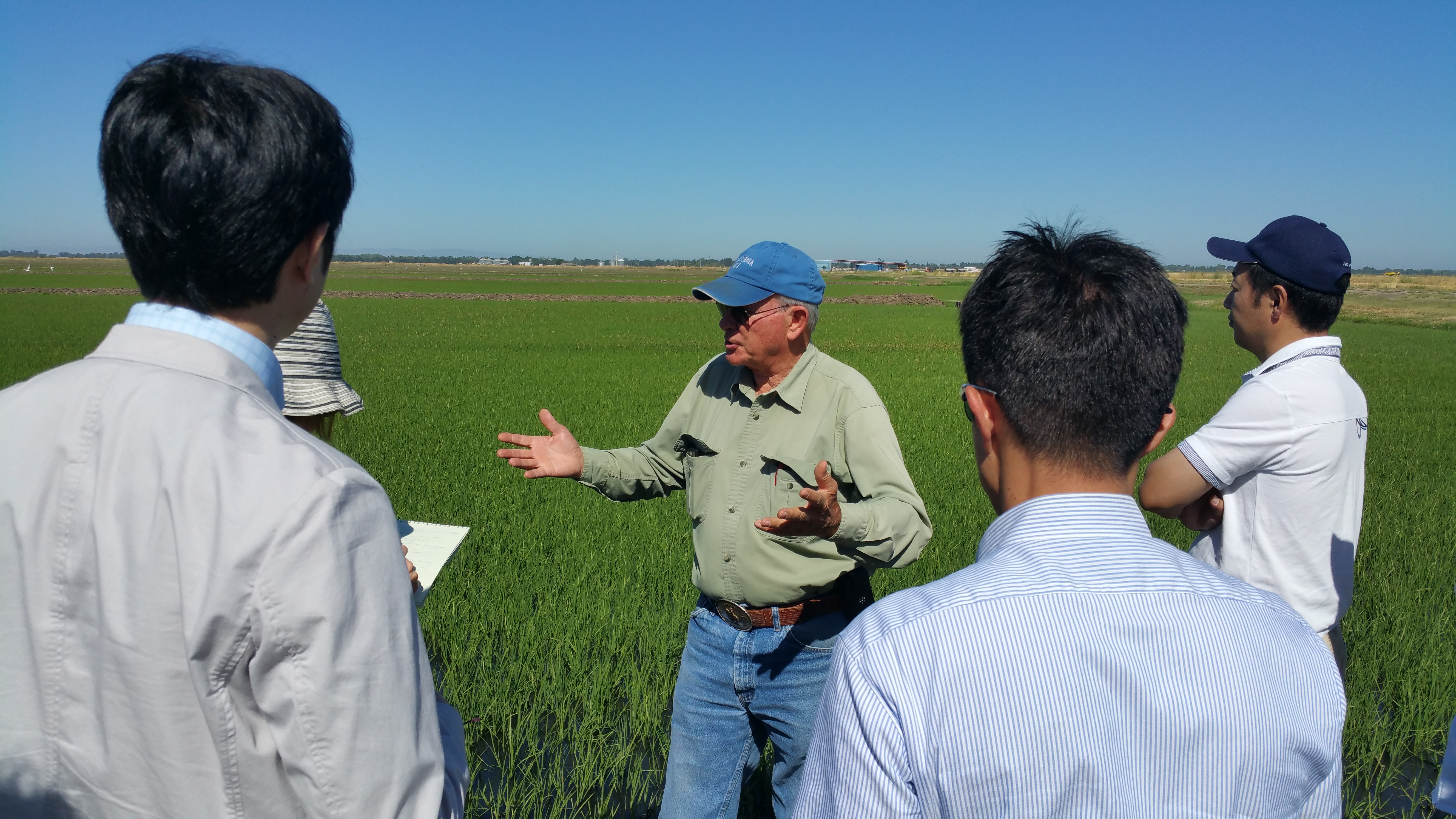 ITP-19th Annual U.S.-Japan Rice Technical Meeting Held-160624