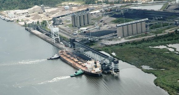 Iraq Makes First Purchase of US Rice, Port of Lake Charles