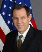 US Ambassador to Iraq Stuart Jones