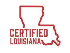 Certified Louisiana Logo