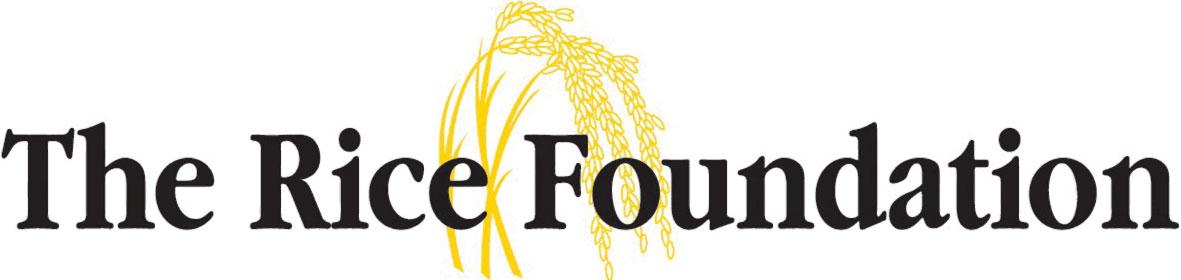 The Rice Foundation Logo