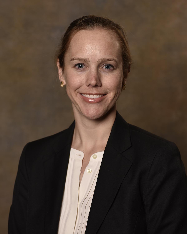Sarah Moran, headshot